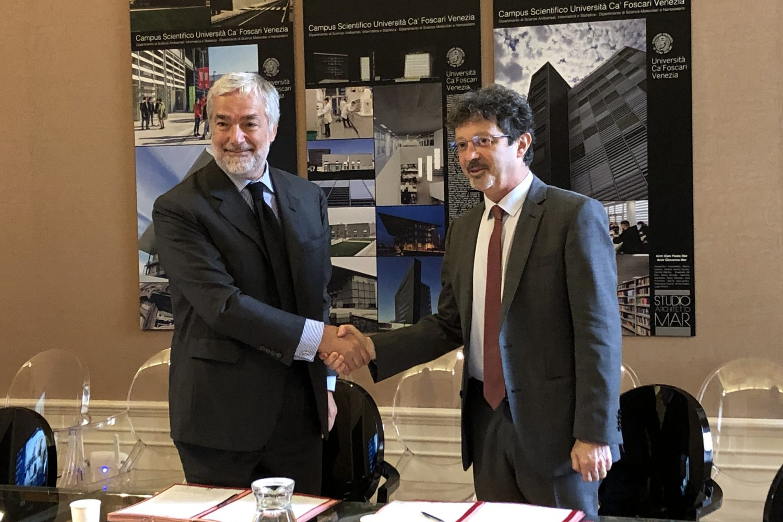 Università Ca' Foscari Venezia e Volkswagen Group Italia