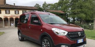 Dacia Dokker Techroad