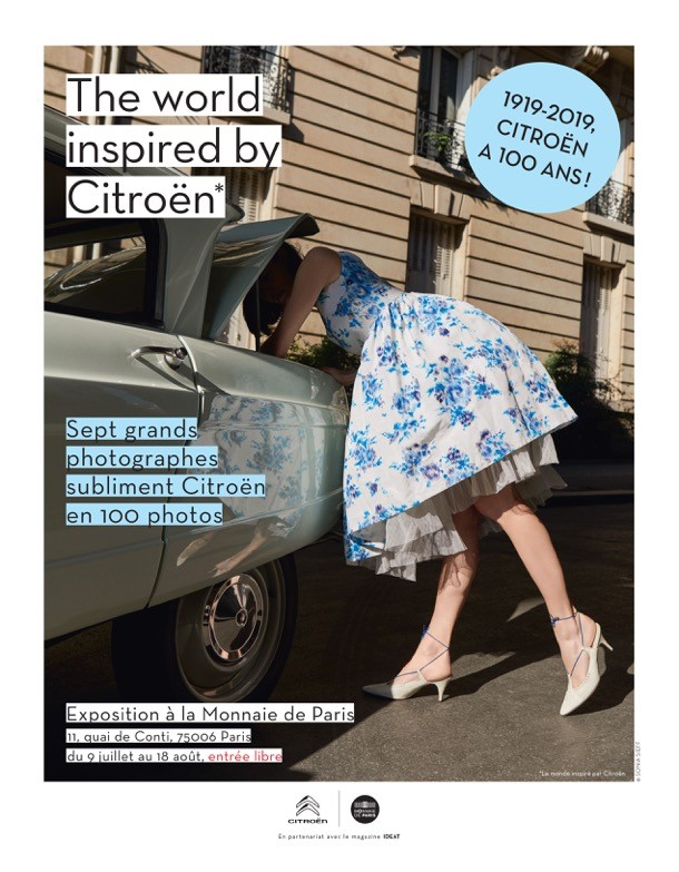 THE WORLD INSPIRED BY CITROEN