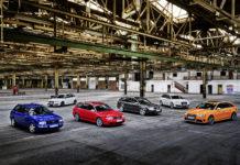Storia modelli Audi RS