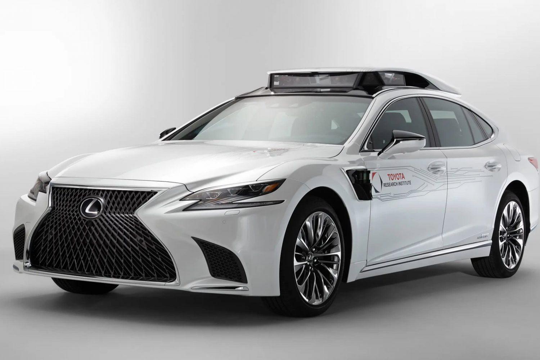 Guida autonoma Toyota/Lexus