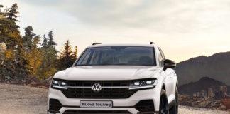 Nuova VW Touareg Black Style