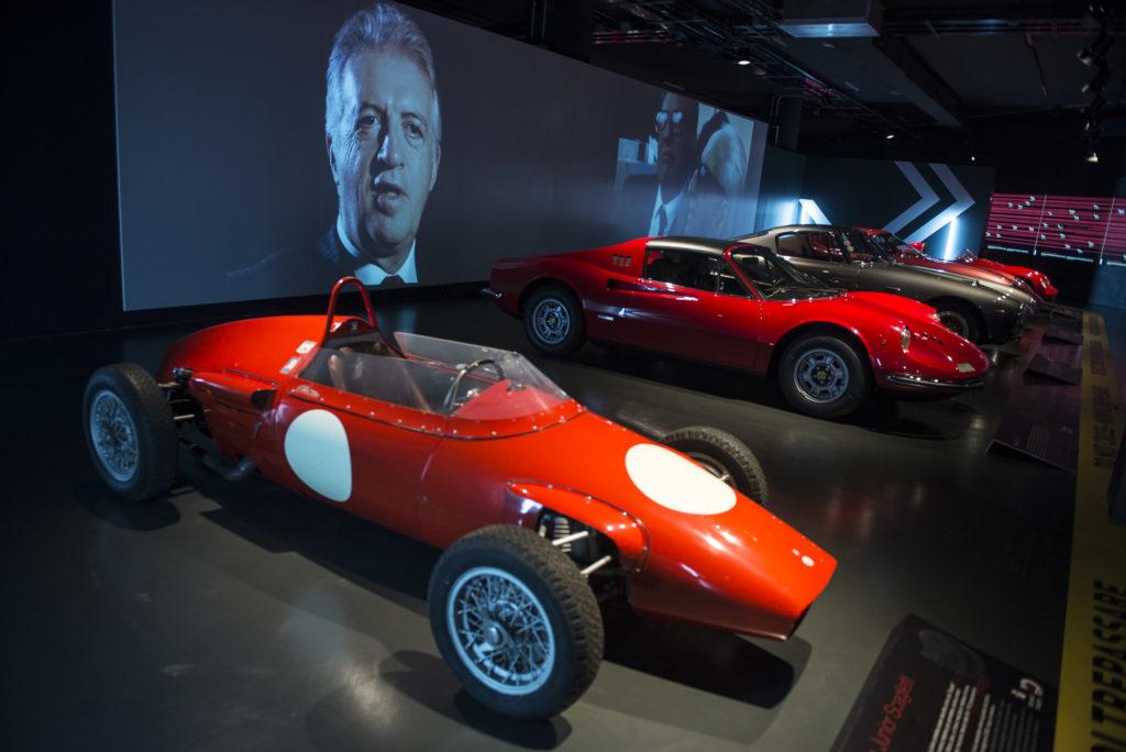 Mauto Scaglietti Ferrari
