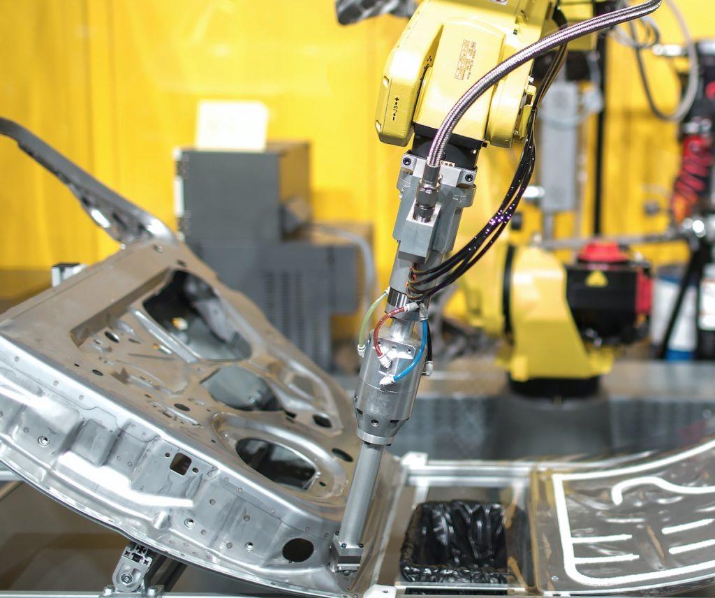 Robot Fanuc BMW
