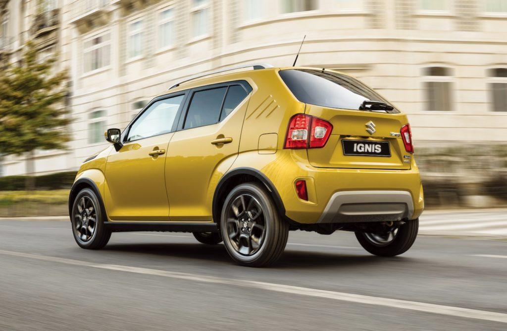 Suzuki Ignis Hybrid