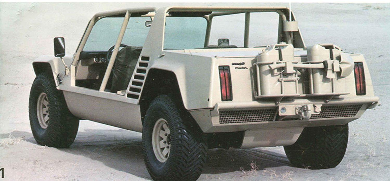 Alle origini della Lamborghini URSUS