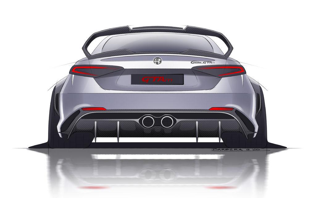 Alfa Romeo Giulia GTA e GTAm: le caratteristiche tecniche ...