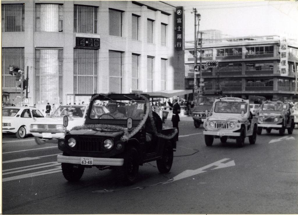 100 anni Suzuki