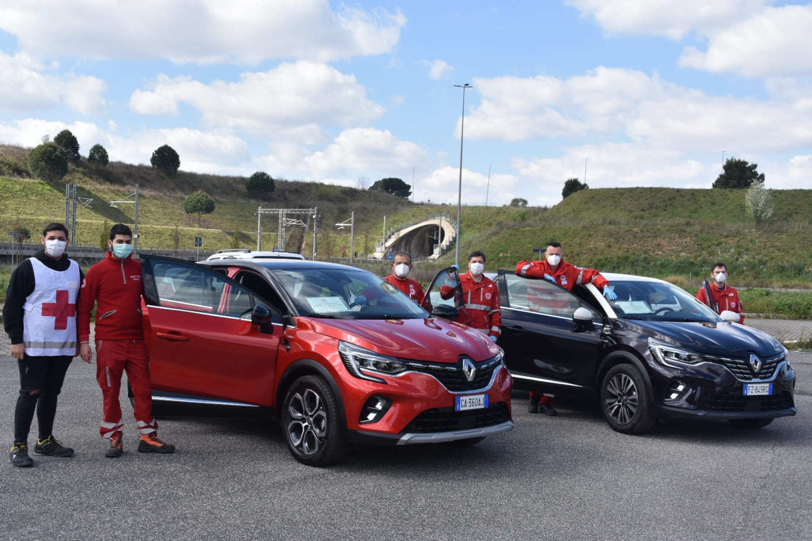 Renault e i suoi Concessionari insieme per l'emergenza