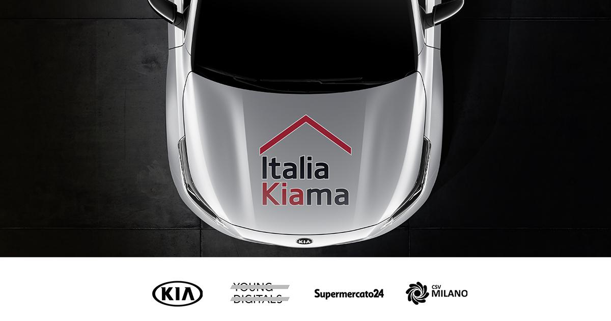 KIA #italiaKIama
