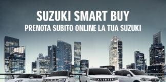Suzuki Smart Buy e #suzukiportechiusetelefoniaperti