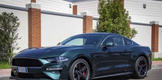 Ford Mustang Bullitt V8