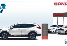 Honda e SNAM per recupero batterie