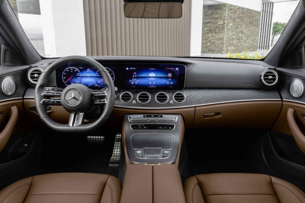 Mercedes-Benz Classe E: LA Mercedes