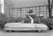 Chrysler Thunderbolt: 'concept car' americana