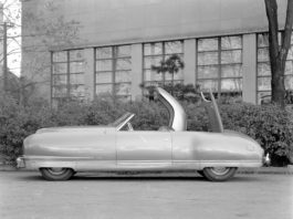 Chrysler Thunderbolt: 'concept car' americana