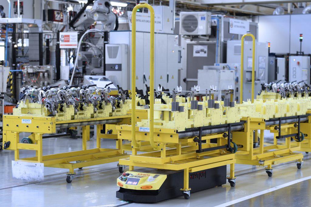 Renault: in tre anni due miliardi di riduzione costi