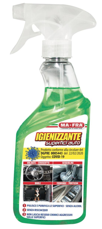 Igienizzante MaFra