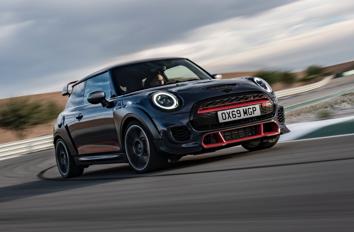 Mini John Cooper Works Gp  Piccola Premium Per Pochi