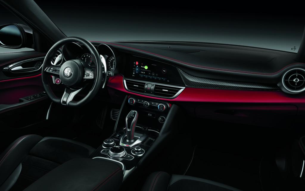 Alfa Romeo Giulia e Stelvio Quadrifoglio 2020