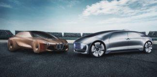 BMW Group e Mercedes-Benz AG