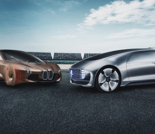 BMW Group e Mercedes-Benz AG