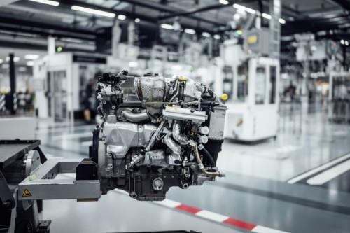 Mercedes-AMG E-turbo