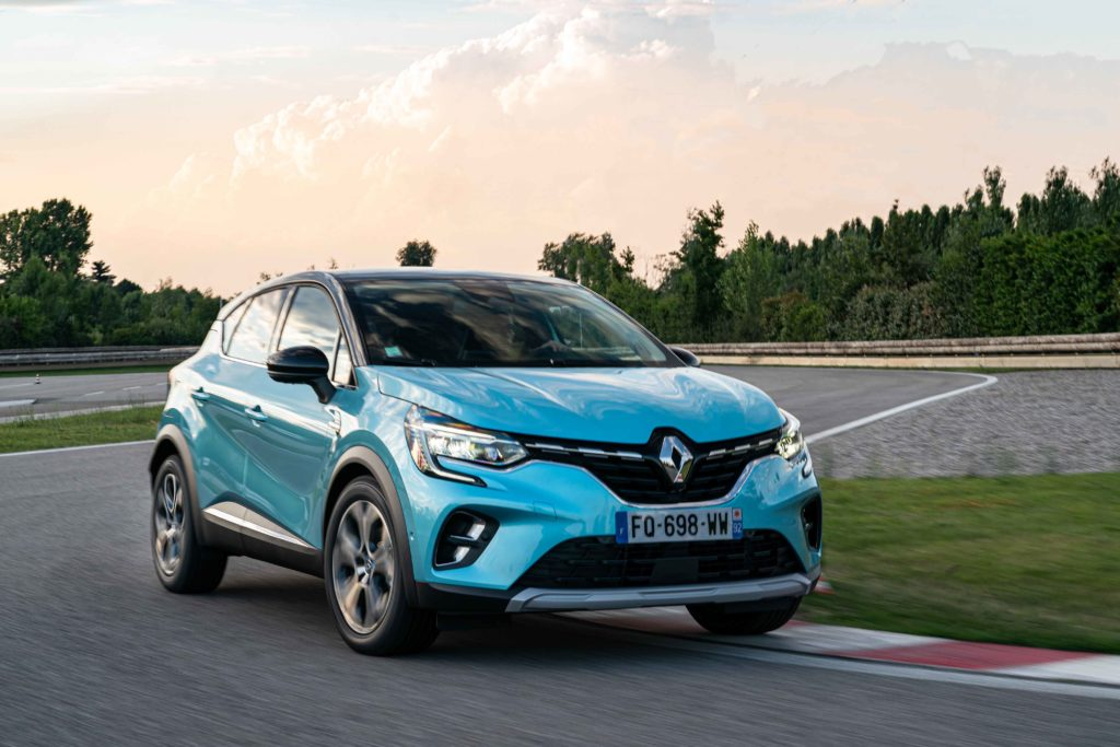 Gamma Renault e-Tech