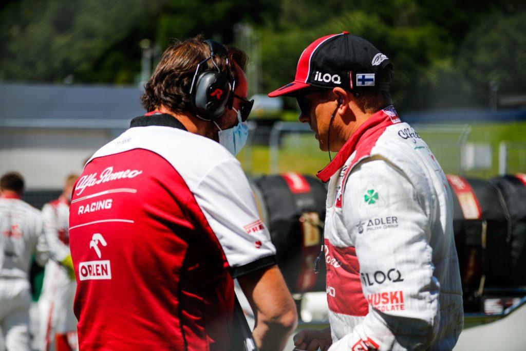 Team Alfa Romeo Racing ORLEN GP d'Austria