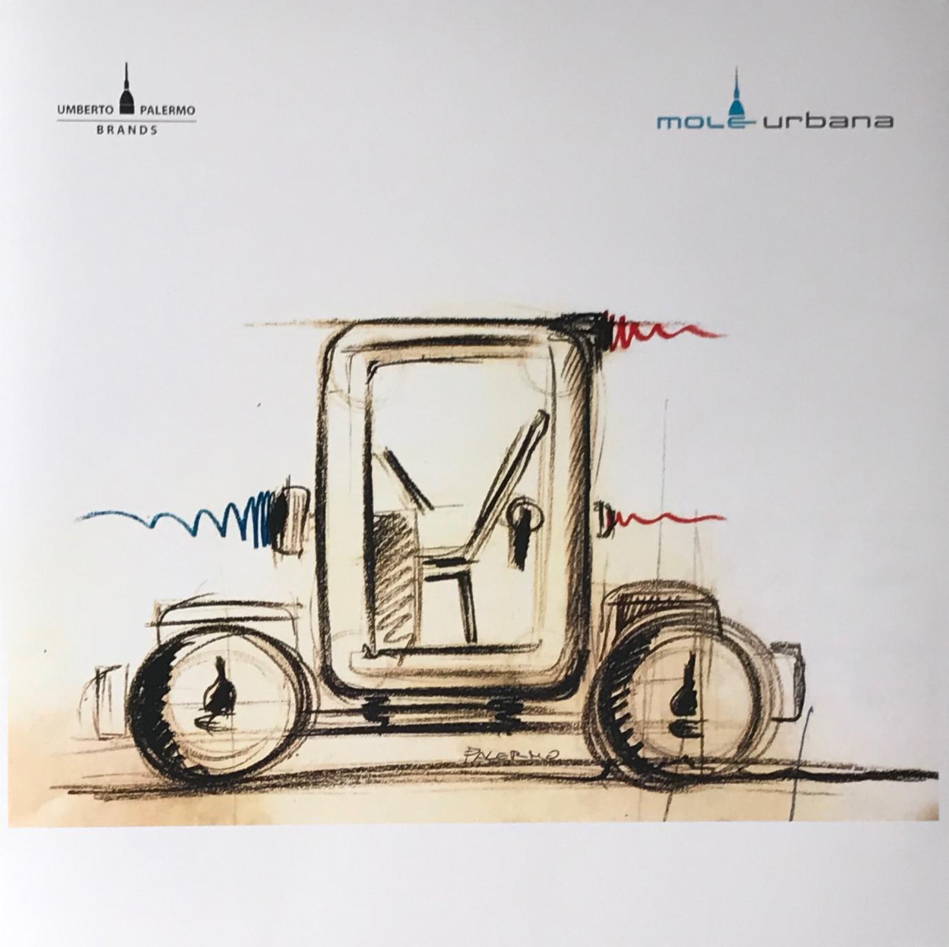 Mole Urbana by Umberto Palermo UP Design