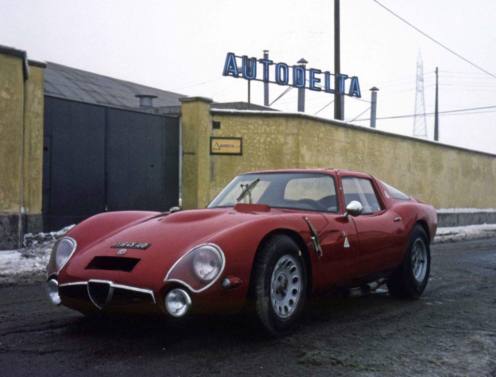 Alfa Romeo V8: dalla 33 alla Montreal