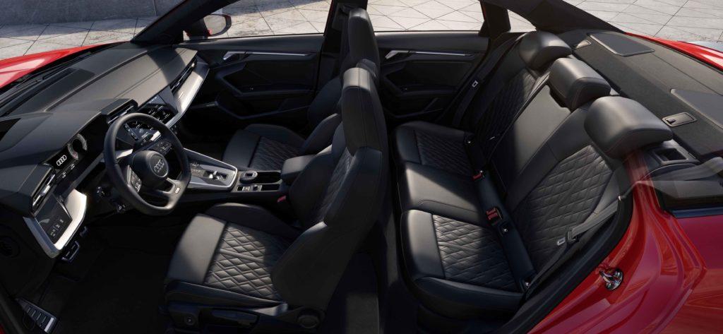 Audi S3 Sportback e Audi S3 Sedan