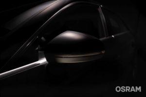 OSRAM: LEDriving® Dynamic Mirror Indicator per AUDI