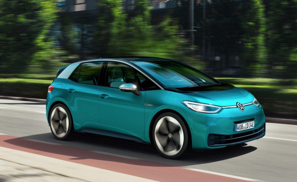 Tecnologia Monroe per VW ID.3