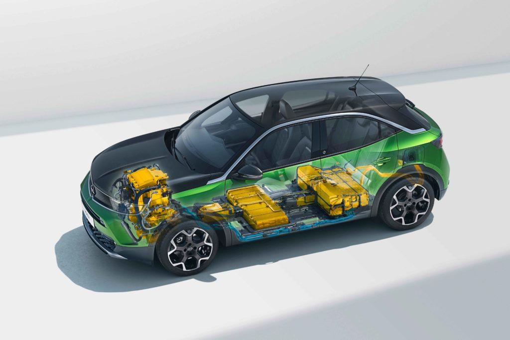 Opel Mokka benzina, diesel, elettrica