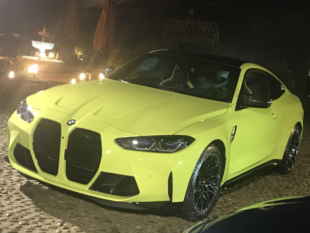 BMW Serie 4 Coupé: eleganza aggressiva