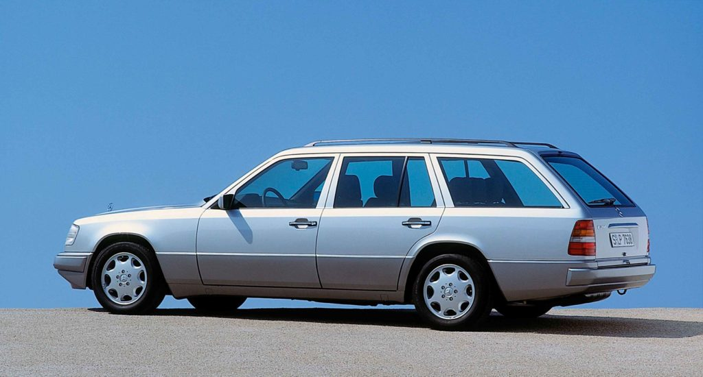 Mercedes-Benz Model T Classe E 1985-2020