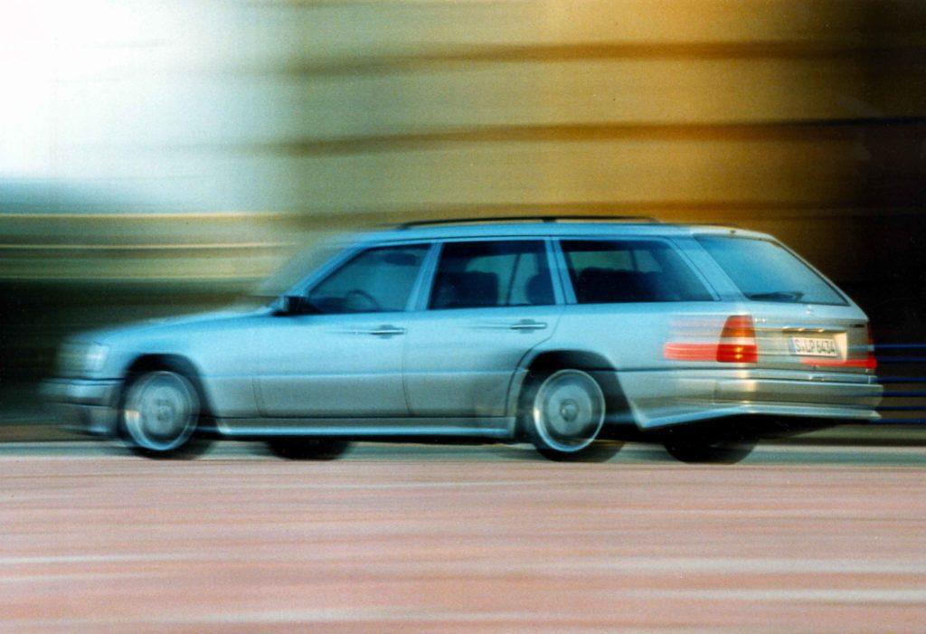 Mercedes-Benz Classe E AMG 1985-2020