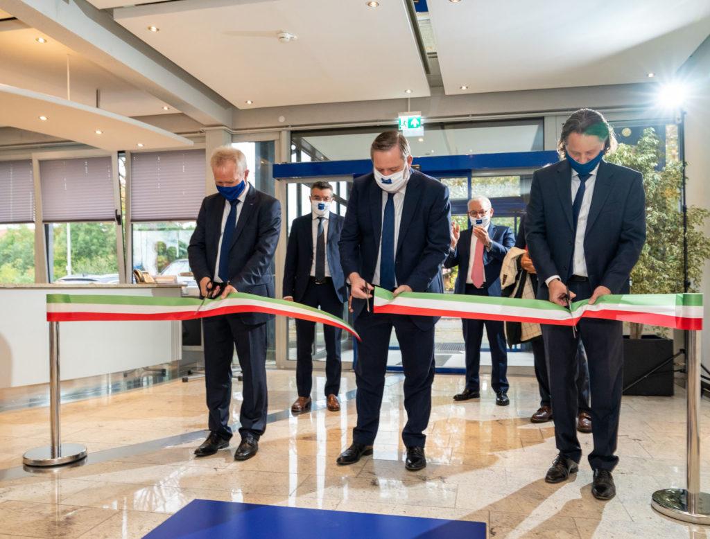 TEXA inaugura nuova sede in Germania