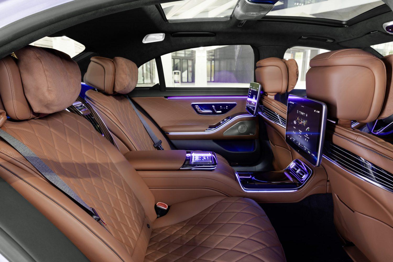 Mercedes-Benz Classe S: il futuro a portata di mano