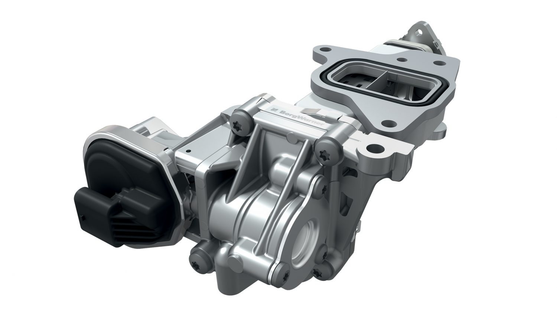 Modulo EGR per motori FCA mild-hybrid.