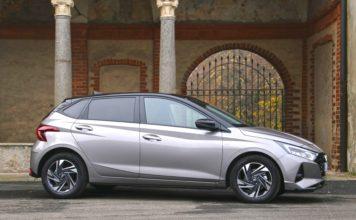 Hyundai i20: ibrida con stile, sicurezza e connettività