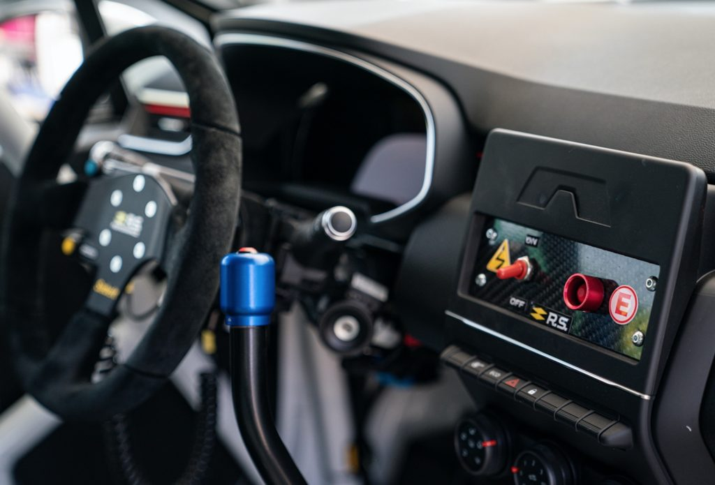 Clio RS Cup: la Renault da corsa è alla quinta generazione
