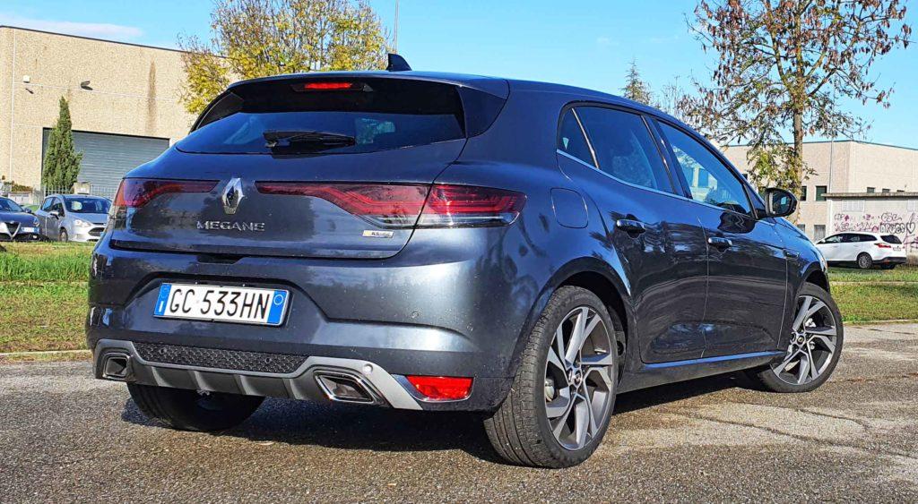 Renault Megane 1.5 Blue dCi R.S. Line