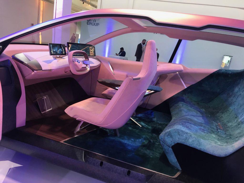 BMW e il futuro dell'auto: ne parla Massimiliano Di Silvestro