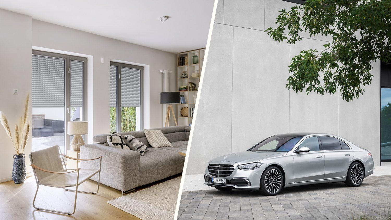 Bosch con Mercedes-Benz per la Smart Home