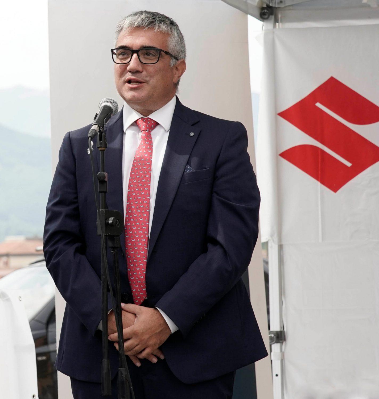 Suzuki Italia: Dall'Agnola nuovo Direttore Divisione Auto
