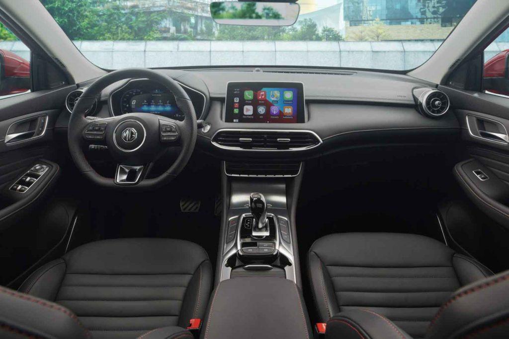 MG: il marchio britannico lancia la EHS Plug-in Hybrid