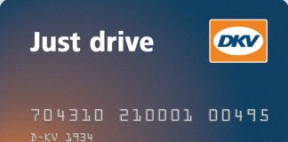 DKV Just Drive Card