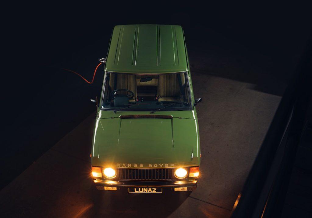 Lunaz Range Rover
